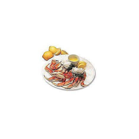 Seafood Counter Crab Dungeness Sections Frozen - 0.50 LB (Subject To Availability)