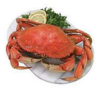 Seafood Counter Crab Dungeness Whole Cooked Frozen - 2.25 LB (Subject To Availability)