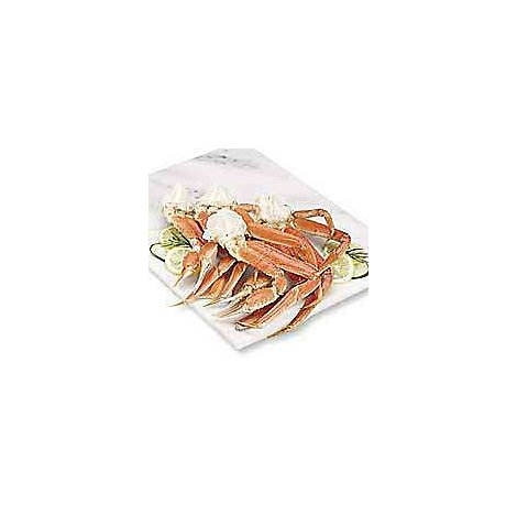 Seafood Counter Crab Snow Cluster Frozen - 1.75 LB