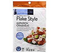 waterfront BISTRO Crabmeat Imitation Flake Style Fully Cooked - 16 Oz