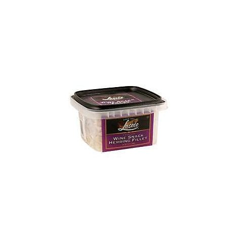 LASCCO Premium Herring Fillet Wine Snack - 12 Oz