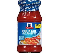 McCormick Sauce For Seafood Cocktail Original - 8 Fl. Oz.