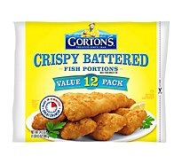 Gortons Fish Portions Value Pack - 24.5 Oz