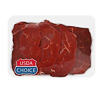 Meat Counter Beef USDA Choice Round Tip Breakfast Steak - 1 LB