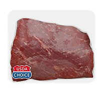 Meat Counter Beef USDA Choice Brisket Flat Whole - 17.00 LB