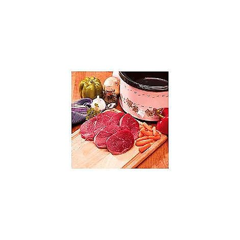 Meat Counter Beef USDA Choice Chuck Mock Tender Steak - 1 LB