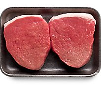 Meat Counter Beef USDA Choice Beef Eye Of Round Steak - 1.00 LB