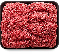 Meat Counter Beef Ground Beef 80% Lean 20% Fat Value Pack - 3.50 LB