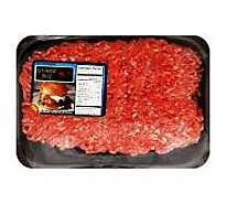 Ground Beef 93% Lean 7% Fat Case Ready - 1.50 Lbs.