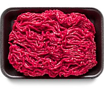 Meat Counter Beef Ground Beef 93% Lean 7% Fat - 1.25 LB