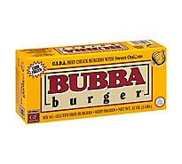 Bubba Burger Vidalia 6 Count Frozen - 32 Oz