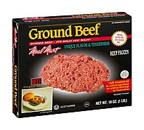 Meal Mart Beef Ground Beef Glatt - 16 Oz