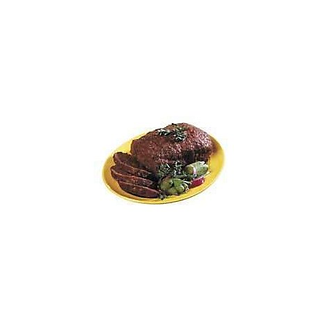 Meat Loaf Beef / Veal / Pork Case Ready - 1 LB