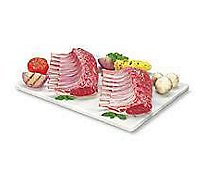 Open Nature Lamb Rib Rack Roast - 3.50 LB