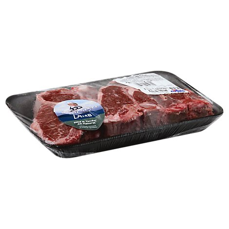 Open Nature Lamb Loin Chops - 1.00 LB