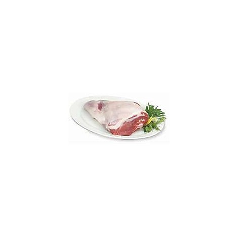 Meat Counter Lamb Leg Bone In Whole - 9.00 LB