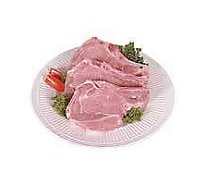Meat Counter Veal Rib Chops Case Ready - 1 LB