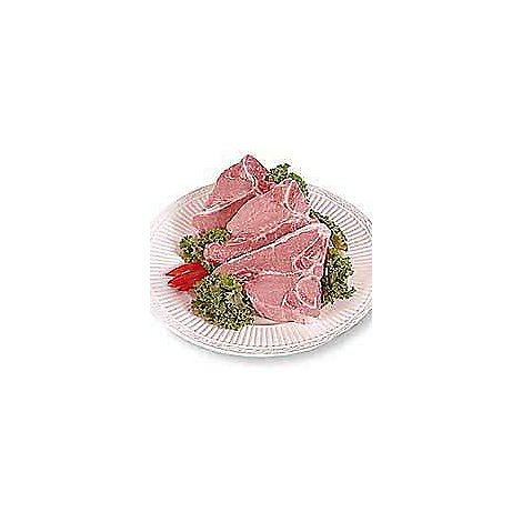 Meat Counter Veal Loin Chops - 1.00 LB
