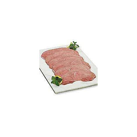 Meat Counter Veal Leg For Scallopini - 1.00 LB