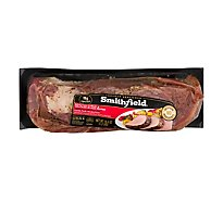 Smithfield Pork Tenderloin Roasted Garlic & Cracked Black Pepper - 18.4 Oz