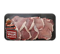 Pork Loin Chops Assorted Value Pack - 4.00 Lbs.