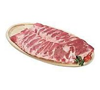 Meat Counter Pork Sparerib Frozen Value Pack - 3 LB
