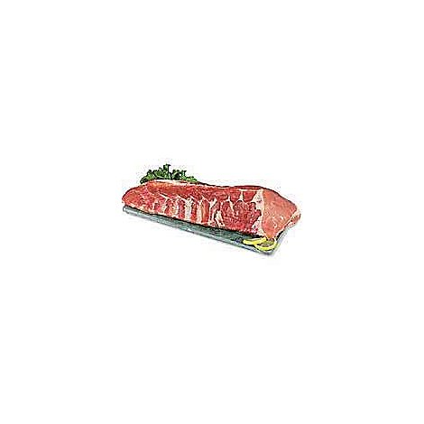 Meat Counter Pork Spareribs Fresh - 3 Lb
