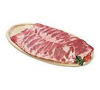 Meat Counter Pork Ribs Spareribs Frozen - 4.00 LB