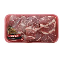 Meat Counter Pork Shoulder Country Style Ribs Boneless - 2.00 LB