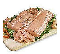 Meat Counter Pork Roast Loin Sirloin Boneless - 2.00 LB
