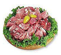Meat Counter Pork For Stew - 1.00 LB