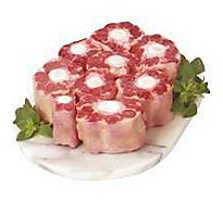 Meat Counter Beef Oxtail Frozen - 2 LB