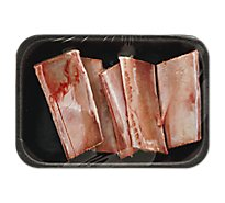 Meat Counter Beef Bones Soup Bone - 1.50 LB