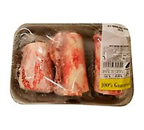 Meat Counter Beef Marrow Bones - 1.75 LB