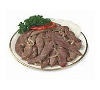 Meat Counter Calf Liver Bivac Frozen - 1 LB