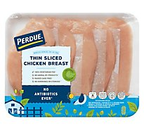 PERDUE Fit & Easy Chicken Breast Boneless Thin Sliced - 1.00 LB