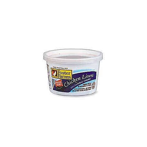 Foster Farms Chicken Livers Fresh - 1.00 LB
