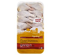Signature Farms Chicken Drumsticks Value Pack - 5.00 LB