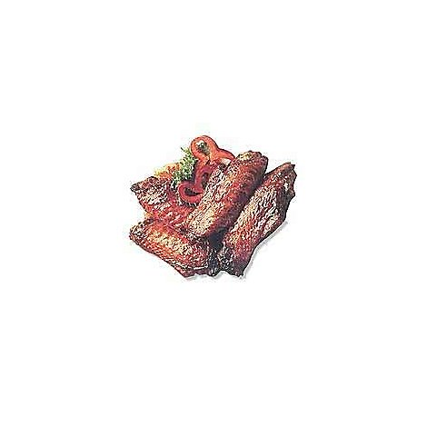Meat Counter Turkey Wings Smoked - 1.75 LB