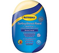 Butterball Frozen Boneless Turkey Breast Roast - 3 Lbs.