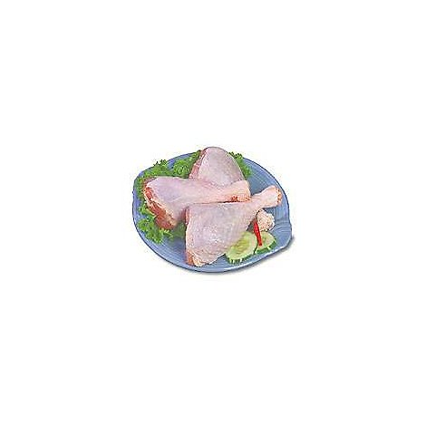 Meat Counter Turkey Drumsticks Previously Frozen - 1 LB