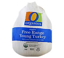 O Organics Organic Whole Turkey Frozen - Weight Between 9-16 Lb