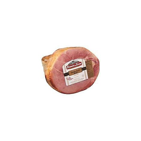 Farmer John Smoked Rump Portions - 1 LB