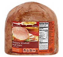 Signature Farms Ham Hickory Smoked Half - 3.00 LB