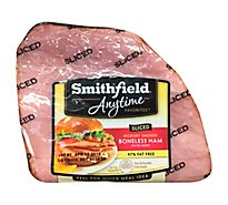 Smithfield Ham Quarter Boneless Sliced - 1.25 LB