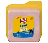 Oscar Mayer Ham Smoked - 16 Oz