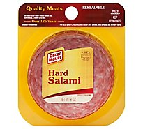 Oscar Mayer Salami Hard - 8 Oz