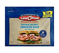 Land O Frost Premium Ham Smoked Thin - 16 Oz