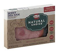 Hormel Natural Choice Ham Deli Honey Sliced - 8 Oz