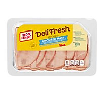 Oscar Mayer Deli Fresh Ham Smoked Uncured - 9 Oz